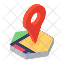 Location Tracking Gps Navigation Icon