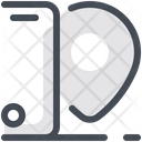 Smartphone Mobile Phone Delivery Icon