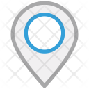 Locator Destination Pin Icon