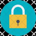 Lock Padlock Privacy Icon