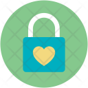 Lock Finding Lifepartner Icon