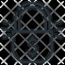 Confidentiality Lock Locked Icon