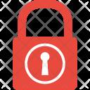 Lock Sequrity Internet Icon