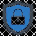 Lock Private Shield Icon