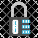 Lock Password Sequrity Icon