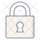 Lock Protected Safe Icon