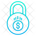 Lock Money Lock Pad Lock Icon