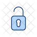 Lock Unlock Pad Lock Icon