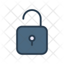 Lock Open Unsecure Icon
