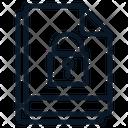 Multiple File Lock Icon