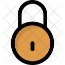 Lock Security Door Icon
