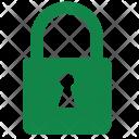 Lock Close File Icon