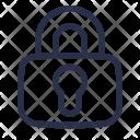 Lock Encrypted Key Icon