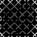 Lock Data Protection Icon