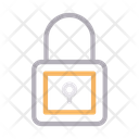 Lock Protection Secure Icon