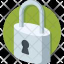 Lock Privacy Web Icon