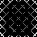Lock Key Security Icon