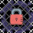 Security Lock Pad Icon