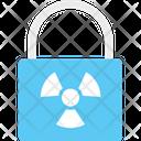 Lock Padlock Toxic Icon