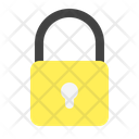 Lock Secure Cryptocurrency Icon