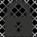 Closed Confidential Defence Icon