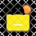 Lock Shield Safe Icon