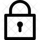 Access Padlock Protection Icon
