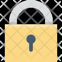 Lock Padlock Safety Icon