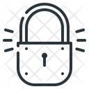 Website Security Lock Locked Icon