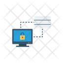 Lock Sharing Database Icon