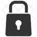 Lock Password Protected Icon