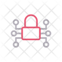 Lock Private Network Icon