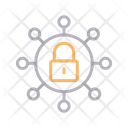 Lock Sharing Connection Icon