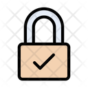 Lock Security Complete Icon