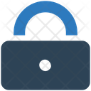 Sign Lock Logout Icon
