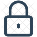 Lock Locked Secure Icon