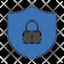 Lock Vpn Security Icon