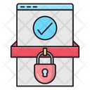 Lock Secure Website Icon