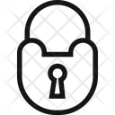 Padlock Security Icon