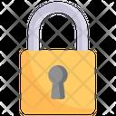 Business Marketing Lock Icon