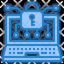 Lock Protection Key Icon