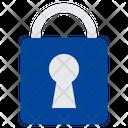 Lock Encrypt Data Security Icon