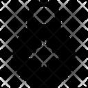 Lock Data Gdpr Icon
