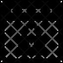 Lock Page Password Icon