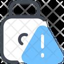 Lock Alert Lock Warning Lock Icon