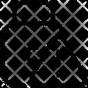 Lock Alert Icon