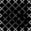 Lock Analytics Icon