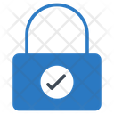 Lock Private Check Icon