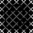 Basket Lock Security Icon