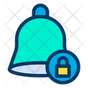 Lock Bell Icon